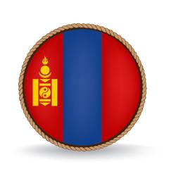 Mongolia Seal