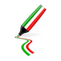 textmarker italien I