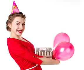 celebrates birthday