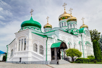Virgin Monastery of Raifa near Kazan, Russia
