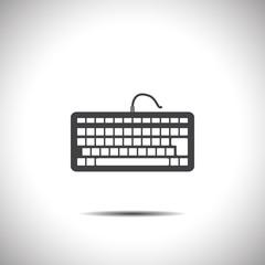 keyboard vector icon
