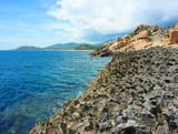 Vietnamese beach, Vietnam ecotourism poster