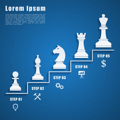 chess infographic
