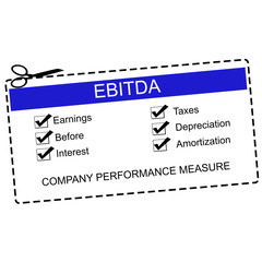EBITDA Blue Coupon Concept