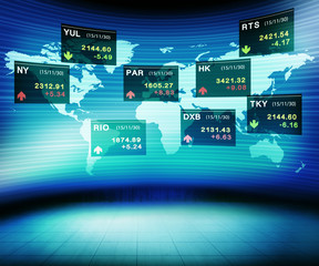 Business People Global Currency Concepts