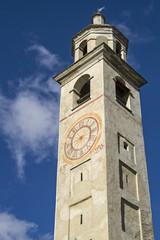 Schiefer Turm in Moritz