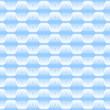 Seamless blue texture.