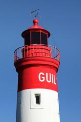 Le phare de Guilvinec.