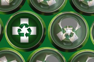 Canette Boisson Bio - Emballage recyclable
