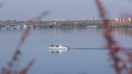 View of Dnieper
