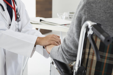 Physicians to encourage wheelchair patients