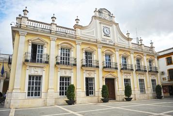 Ayuntamiento de Cabra, provincia de Córdoba, Andalucía, España