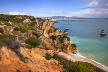 Cliff and incredible beach - Ponta de Piedade, Algarve
