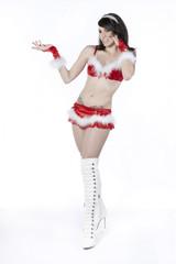 Christmas girl 1