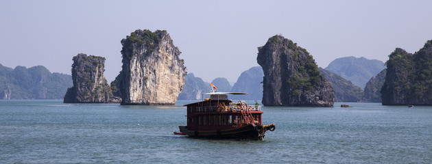 Trip Boat Halong Bay