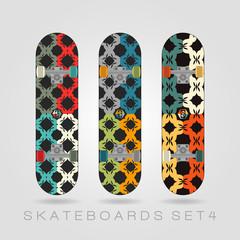 Skateboard set. Energy