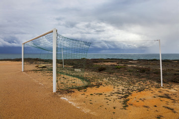 Goal at the End of Europe, Cabo Sardao