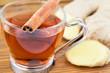 Zimt-Ingwer-Tee