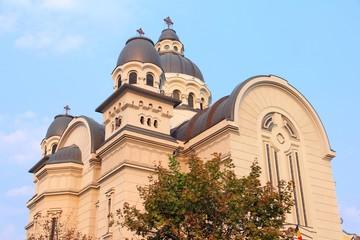 Targu Mures, Romania - Orthodox cathedral