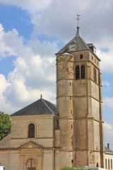 Champlitte St Christophe church