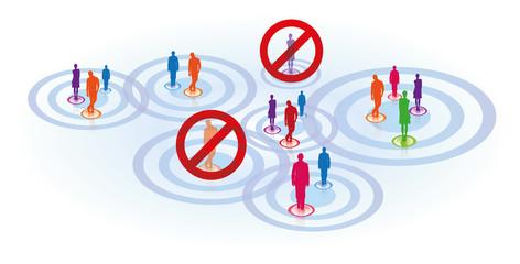 droit à l'oubli - réseaux sociaux / rencontre