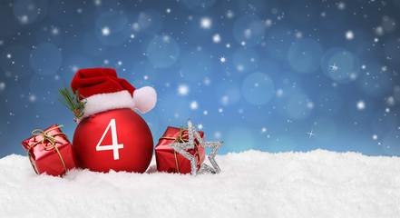 Weihnachtliches / 4. Advent