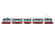 Modern tram - 72669570