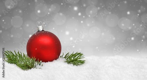 canvas print picture Weihnachtliches