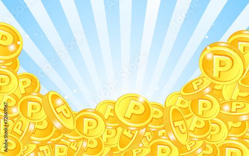 ポイントコイン - 72669567