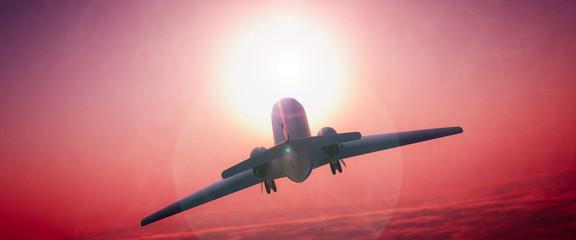 Grunge plane