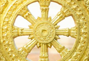 Golden Wheel/Golden Wheel of Dharma in Thailand