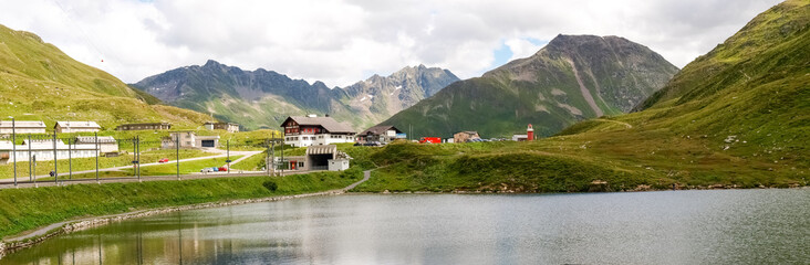 Pass of Oberalp