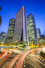 Tokyo, Japan Shinjuku Skyscrapers