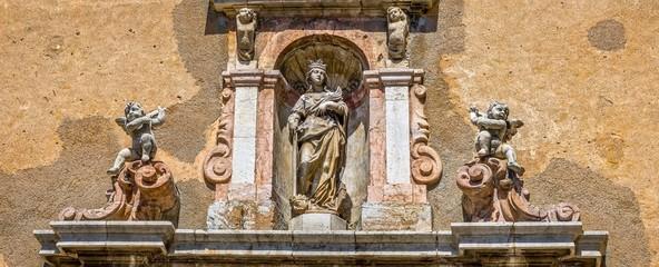 Chiesa di S. Caterina d'Alessandria d'Egitto,Taormina.
