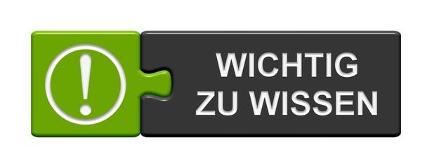Puzzle Button grün grau: Wichtig zu wissen