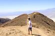 randonnée à Death Valley