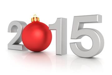 Happy New Year 2015 - Glitter Ball - Shot 3