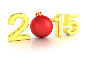 Happy New Year 2015 - Glitter Ball - Shot 4