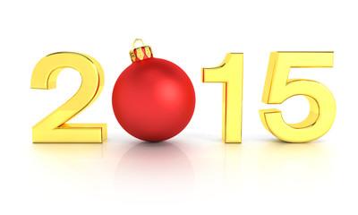 Happy New Year 2015 - Glitter Ball - Shot 5