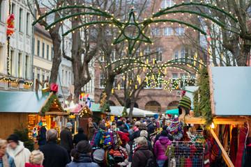Weihnachtsmarkt – Weimar