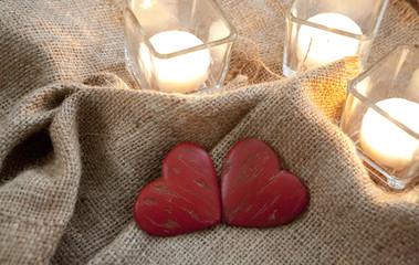 ambiance romantique décoration