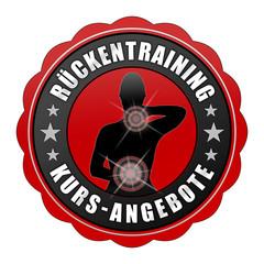 rtk5 RueckenTrainingKurs - fnb - Rückentraining - rot g2443
