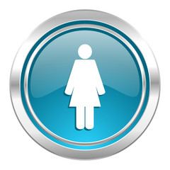 female icon, female gender sign