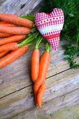 ein Herz für Gemüse