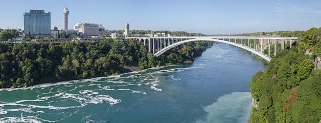 Niagarafälle - Rainbow Bridge