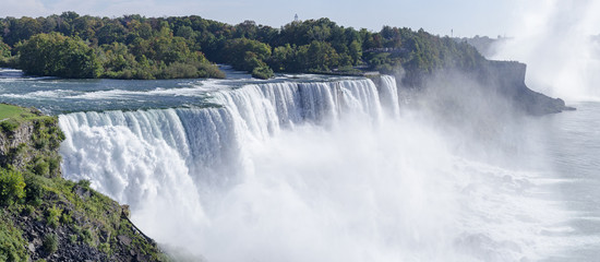 Niagarafälle - Viewpoint