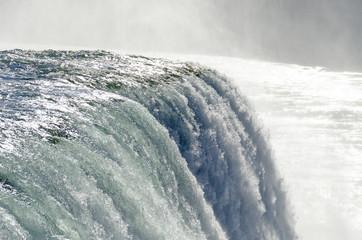 Niagarafälle - Kante