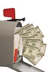 Mailbox Full of Money!