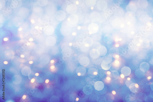 Abstract purple light background