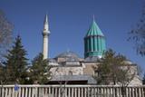 Mevlana Museum in Konya, Turkey poster
